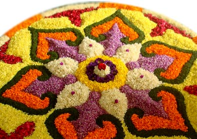 With Onam celebrations on, demand for flowers on rise