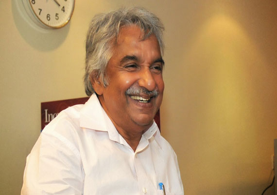 Chandy meets Veerendra Kumar, promises to resolve issues