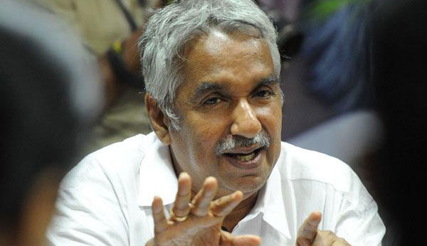 Chandy seeks to play down perception of challenges from alternate power centres