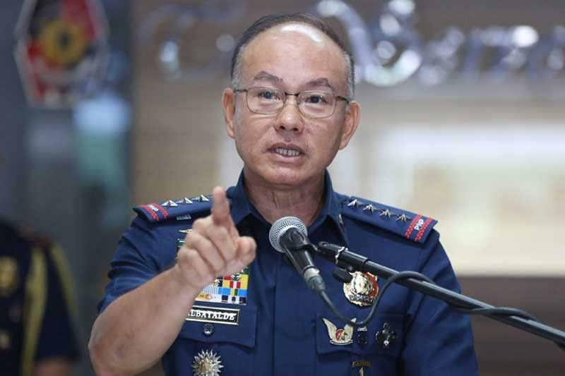 Philippine police chief resigns amid drug allegations