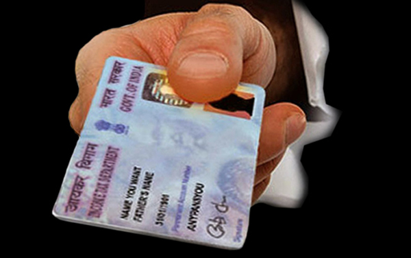 PAN to be mandatory for transactions above Rs.2 lakh