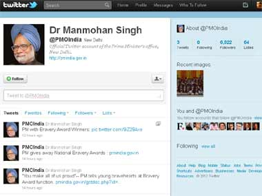PMO changes Twitter handle, BJP terms it unethical, ungraceful