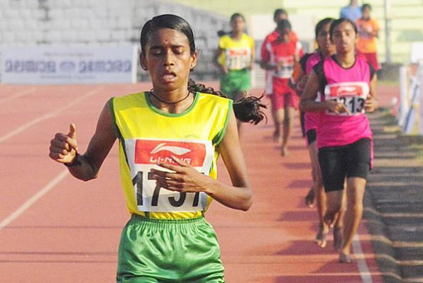 Golden double for Chitra and Afzal