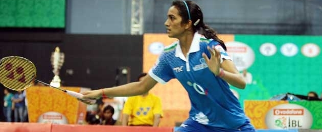 Sindhu tames Tine, Warriors beat Masters 3-2