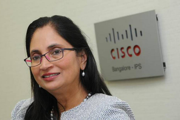 Indian-origin executives at Cisco, Uber among Forbes list of top female US tech moguls