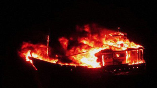 Coast Guard DIG contradicts Def Ministry, says 'we blew up Pak terror boat on Dec 31'