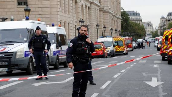 Paris police attack: No suggestion of terrorism
