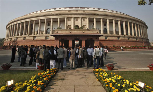 United opposition leaves imprint on parliaments winter session