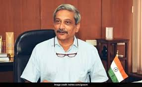 People throng Panaji streets to pay last respect to Parrikar