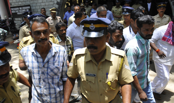 Life term for 9 in Paul Muthoot murder case