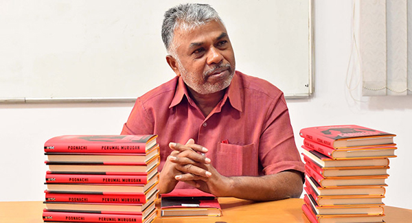 Perumal Murugan makes JCB Prize shortlist for 2nd year in a row