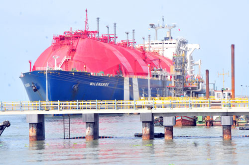 First shipment of LNG for Petronet terminal arrives