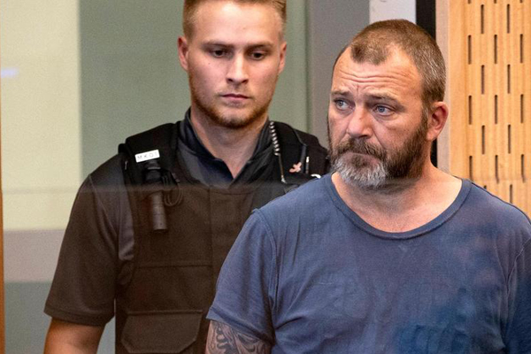 Man sentenced to jail for sharing Christchurch attack video