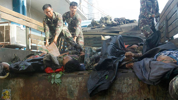 15 Philippine soldiers killed in clash