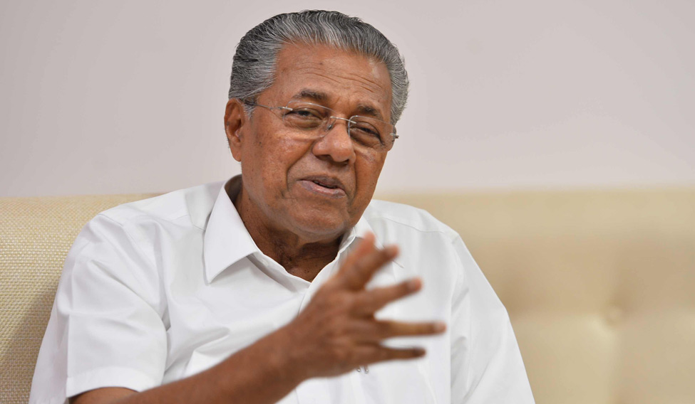 PM Modi Uttering Lie On Sabarimala Issue, Says Pinarayi Vijayan