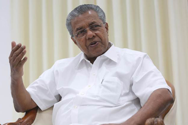 Efforts on to tarnish image of state PSC: Pinarayi Vijayan