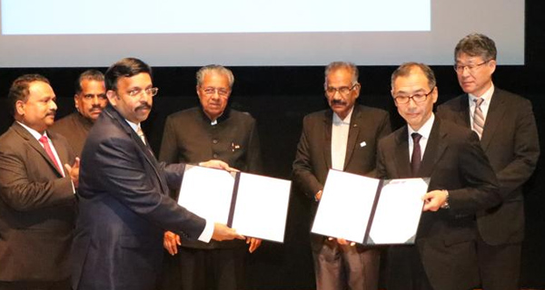 Toshiba, Kerala govt ink deal for making lithium-ion batteries