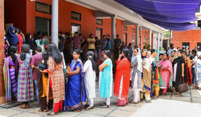 Poll administration that dimmed voter enthusiasm
