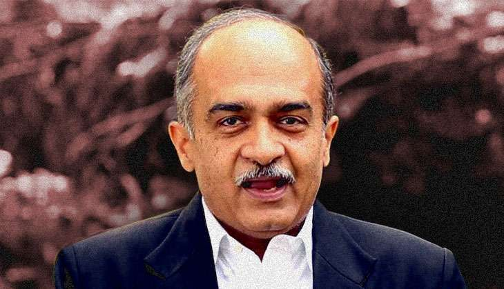 Bhushan says IAF officials being pressured on Rafale