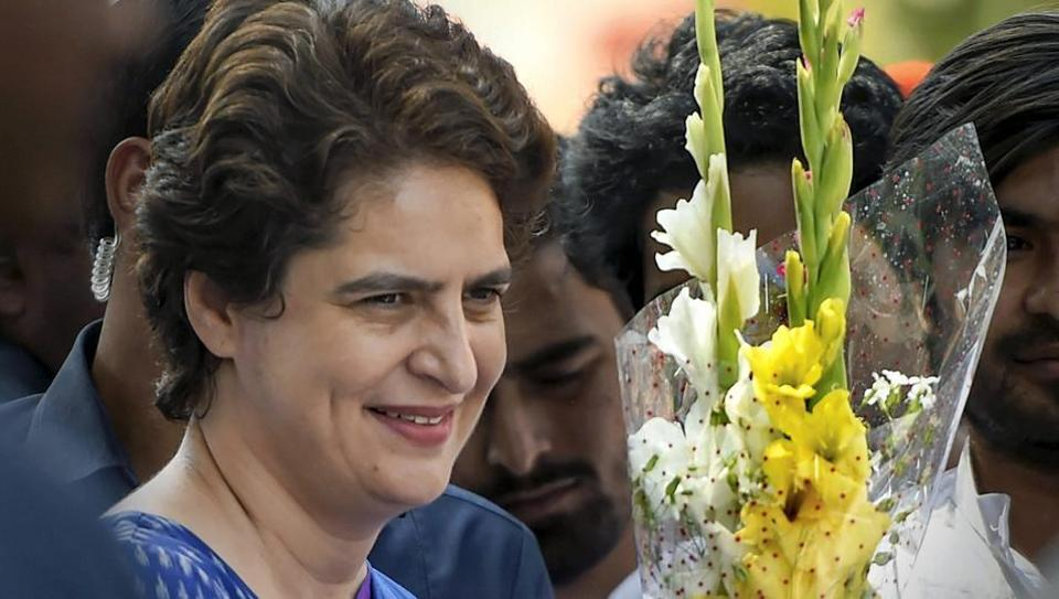 Priyankas main focus is 2022 UP assembly elections
