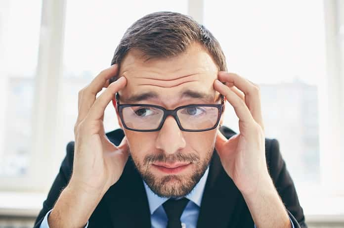 How psychological stress affects vision