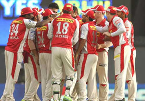 Pune Warriors score 185/4 against Kings XI