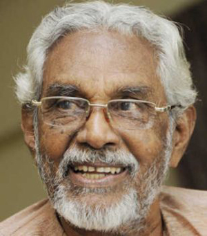 Puthussery Ramachandran gets Ezhuthachan award