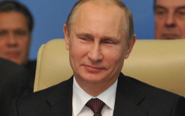 No need for West to fear Russia: Putin