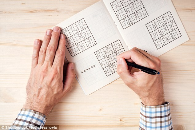 Playing Sudoku may not protect against mental decline: Study