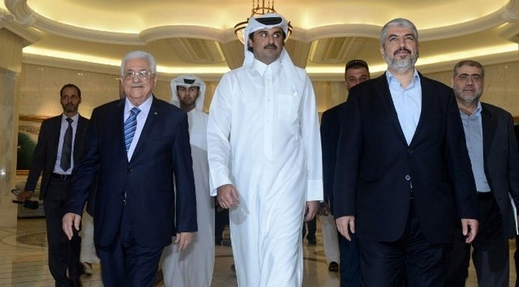 Qatar allocates USD 480 mn in aid to Palestinians