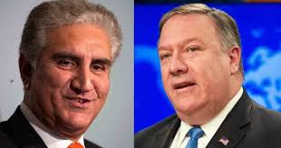 Qureshi briefs Pompeo about addressing FATF concerns: FO