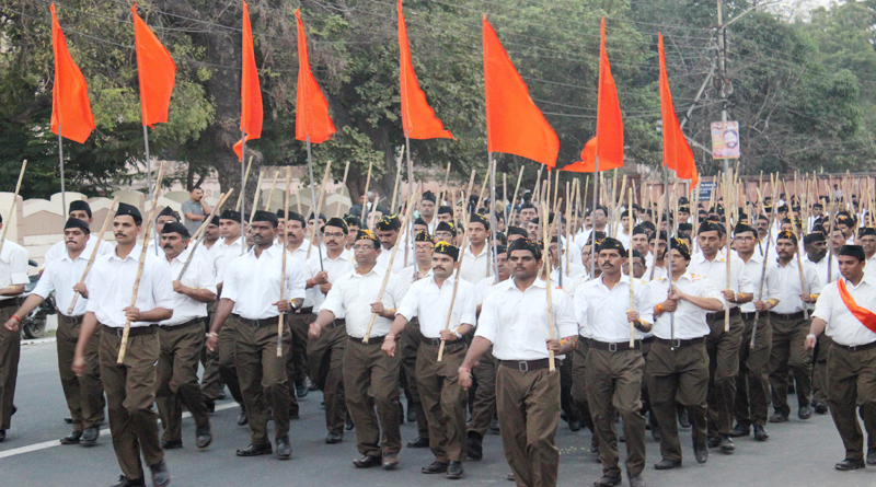 CPI expresses concern over RSS influence in police