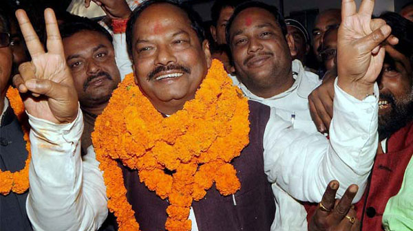 Raghubar Das to be Jharkhand chief minister