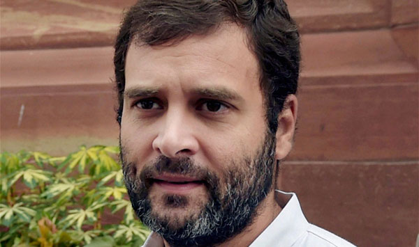 Amid opposition uproar, Centre denies snooping on Rahul