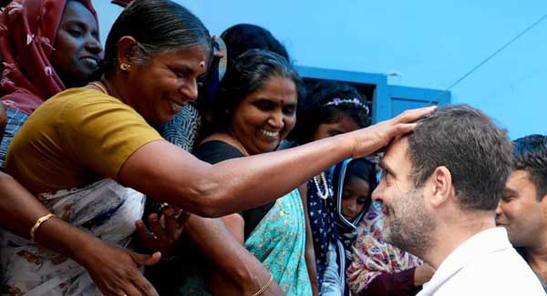 Dont need plane, but freedom to meet people in J&K: Rahul