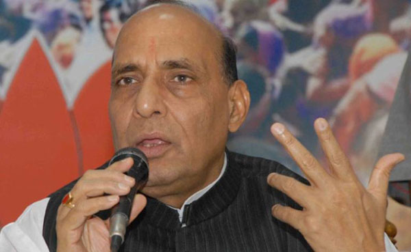 No role in taking back Chandy invitation: Rajnath