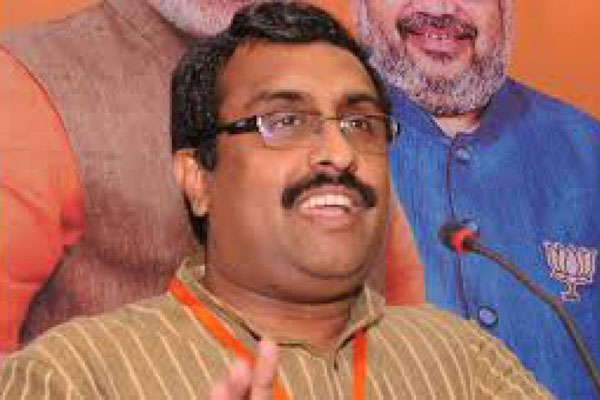 BJP will put a check to regional parties in Telangana: Ram Madhav