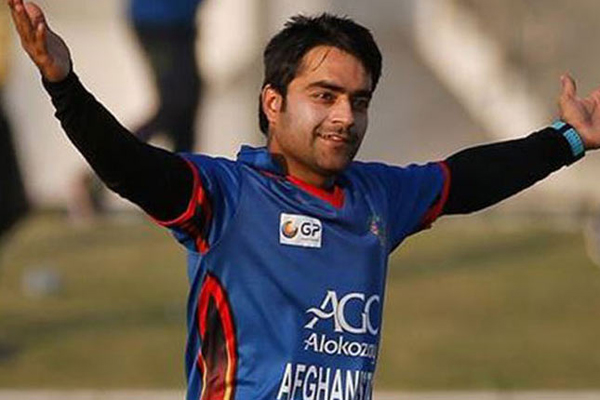 The more we play, the better we will be: Rashid Khan
