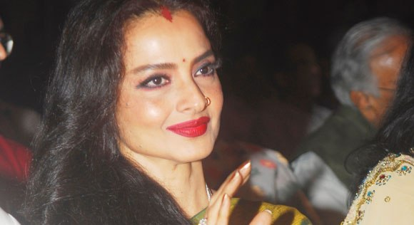 Never asked producer or director for a role: Rekha
