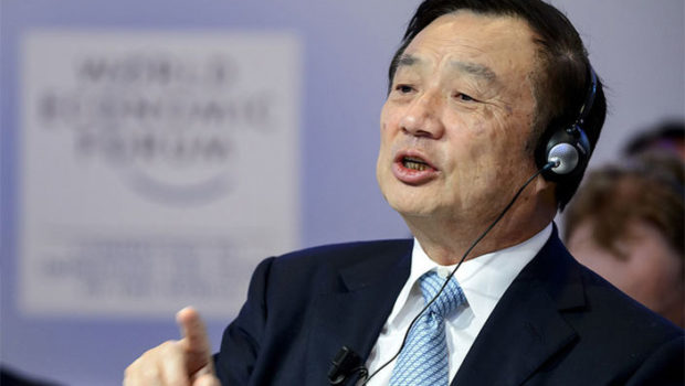 Huawei's founder: World can't live without it; US cant crush it