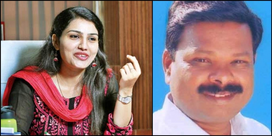 Munnar unauthorized construction; Collector's report supports Renu Raj