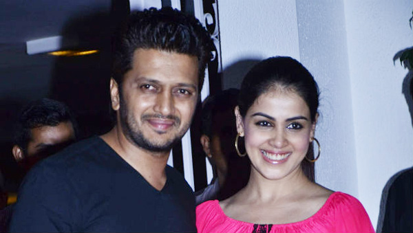 Riteish, Genelia were close to blast site in Bangkok