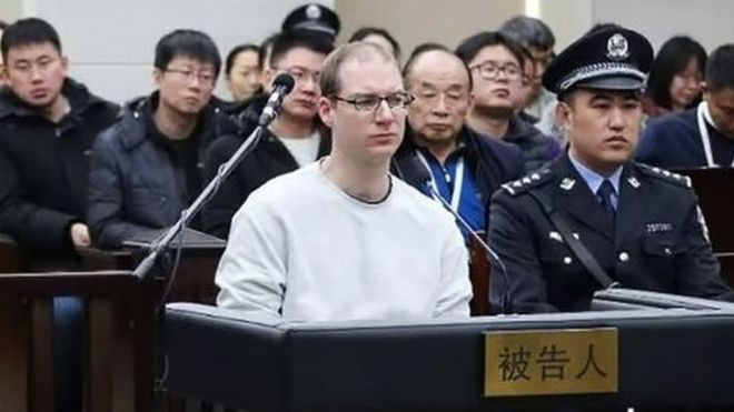 Chinese court holds off ruling on Canadians death penalty appeal