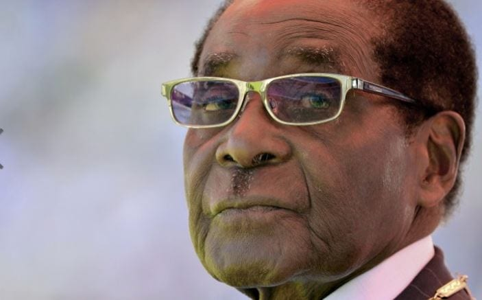 Robert Mugabe, symbol of Zimbabwean liberation,  dies at 95