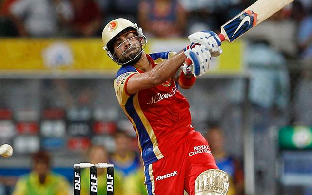 Royal Challengers beat Rajasthan Royals by seven wickets