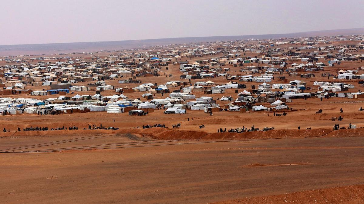 UN seeks access to Syrias Rukban for evacuation