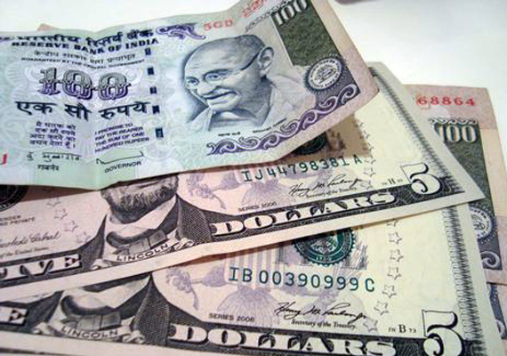 Rupee hits a new low of 55.47 against dollar