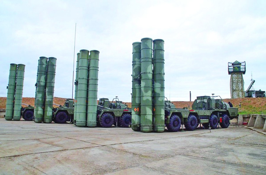 India may escape US sanctions for buying Russian S-400