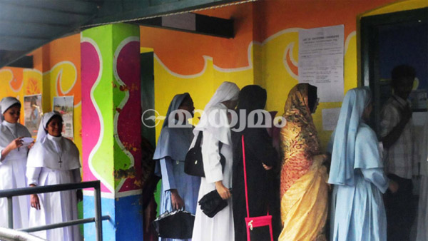 Over 75% voter turnout in first phase of civic polls in Kerala