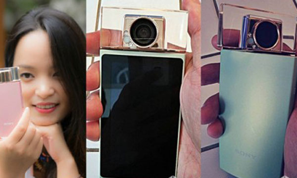 Want a perfect selfie? Try this perfume bottle